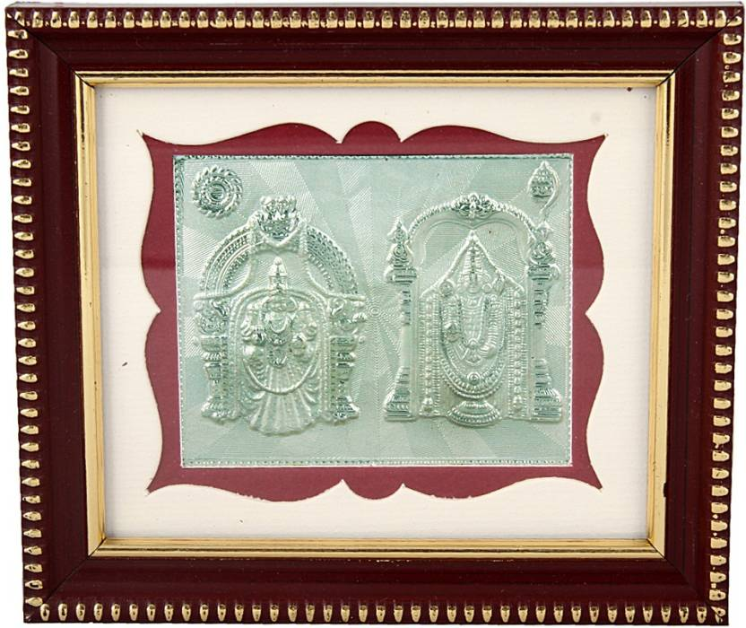 Srinivasa Padmavathi Photo Frame